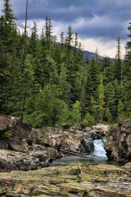 Mcdonald Creek – Glacier National Park