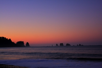 La Push At Dawn