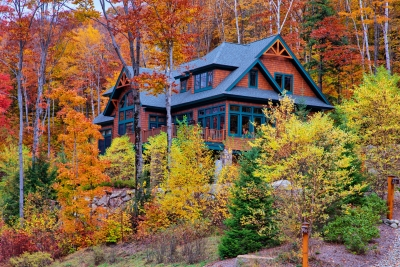 Fall Dream House