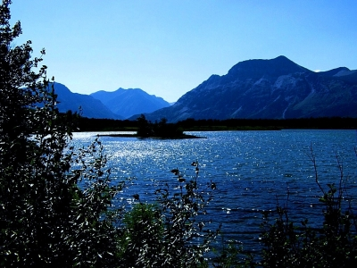 Cameron Lakes – Waterton Alberta