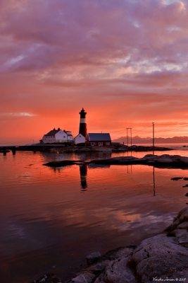 Norwegian Lighthouse