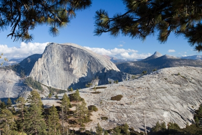 The Domes Of Yosemite