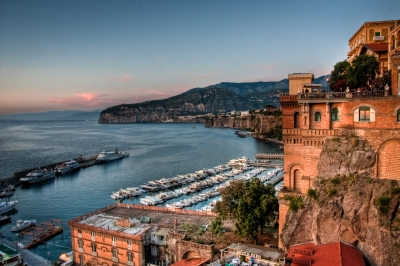 Sorrento By The Sea