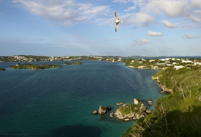 Sunrise In Bermuda