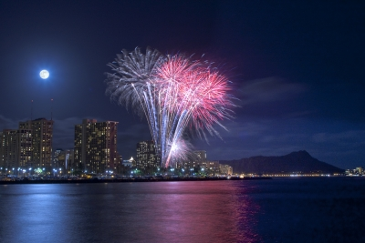 Glowing Waikiki At It Best!