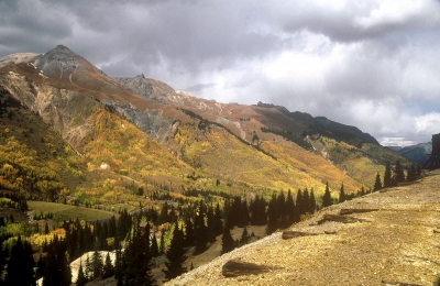 Red Mt. Pass View