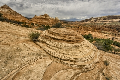 Layers – North Coyote Buttes