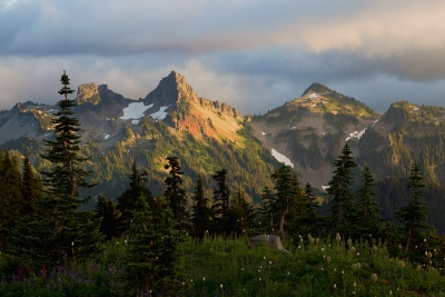 Tatoosh Mountains, Mount Rainier National Park