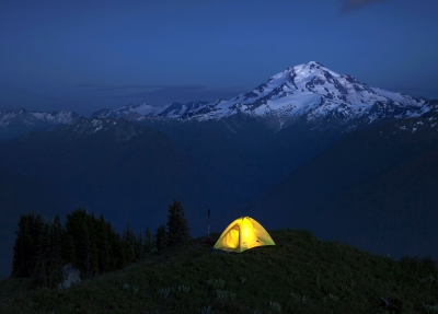 North Cascades Dusk