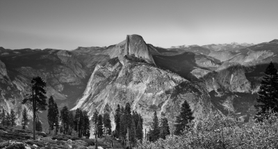 Half Dome @  Yosemite National Park
