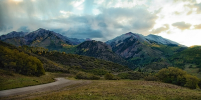 Early Fall At Telluride