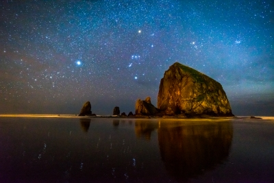 """cannon Beach Starlight"""