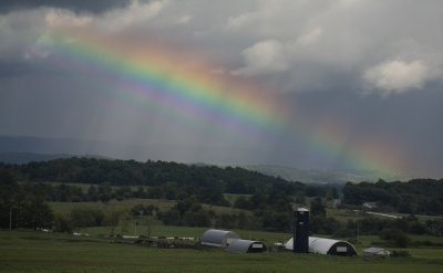 Countryside Rainbow