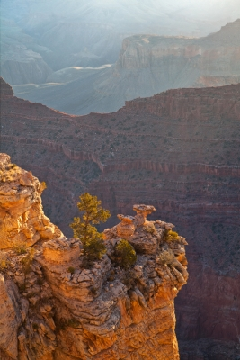 Mather Point Sunrise Grand Canyon