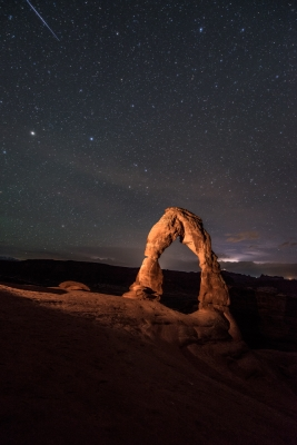 Delicate Arch – Gateway To The Heavens