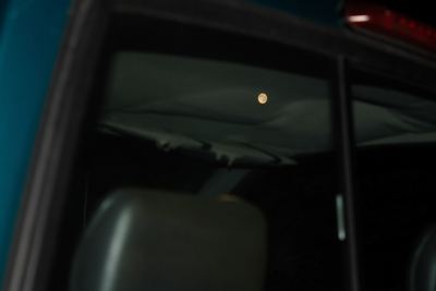 Reflection Of A Super Moon