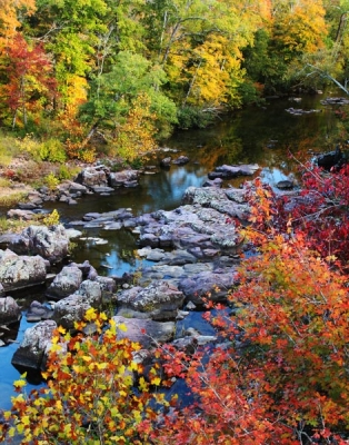 Autumn On Marble Creek