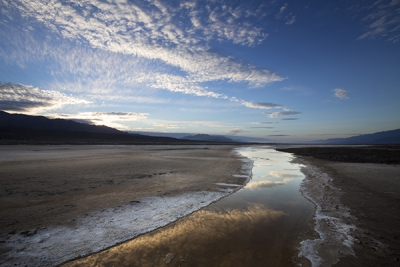 Death Valley National Park, Salt Flats