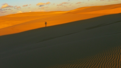 Up The Dunes