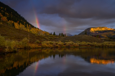 Peanut Lake Rainbow