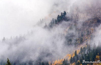 Fall Weather, High Country