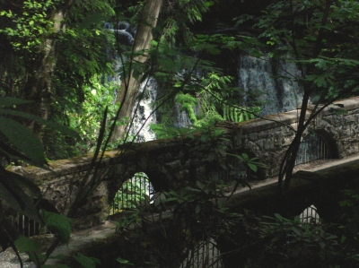 Whatcom Falls Bridge