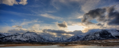 Clouds Over Waterton