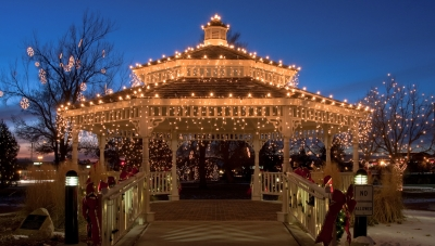 Gazebo In O'brien Park