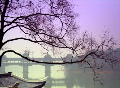 A Scenic View Of Guilin