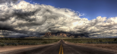 Storms Over The Superstitions
