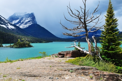 St Mary Lake, Glacier National Park