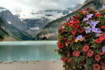 Lake Louise Color