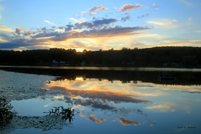 Soul Solace At Schooley Lake