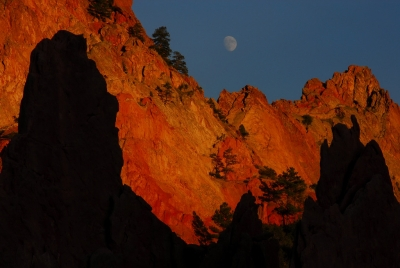 Cathedral Moonrise Ii