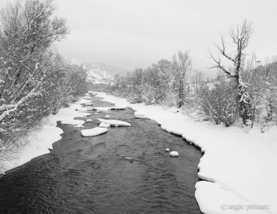 Yampa River Winterscape