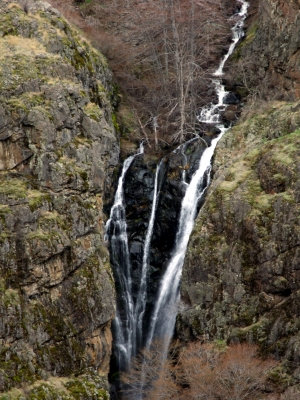 Waterfall In Hell's Canyon