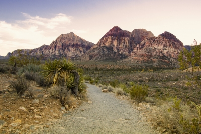 Red Rock Canyon Trailhead