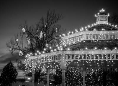 O'brien Park In Holiday Style