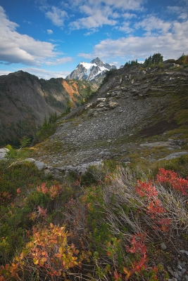 North Cascades – Autumn