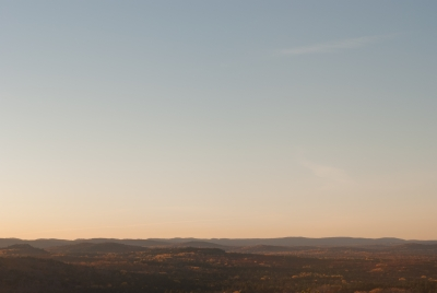 Sunset On Sugarloaf Mountain