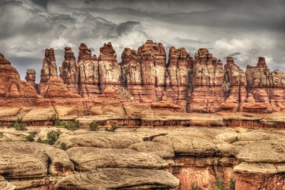 Needles District Of Canyonlands Np