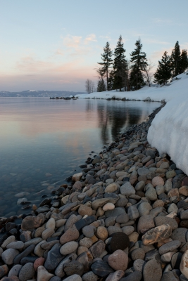 Lake Tahoe Pebbles