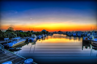 Sunset Marina