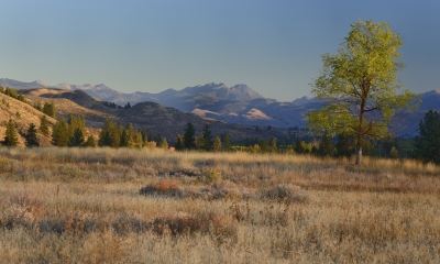 Methow Valley Sunrise