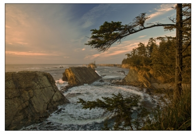 Cape Arago Sunset