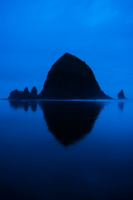 Cannon Beach Blue