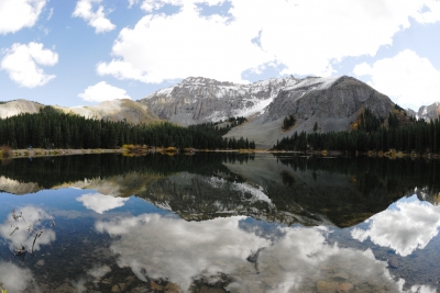 Alta Lake Reflections