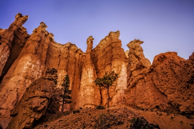 Early Morning Light Along Queens Garden Trail Bryce Canyon National Park