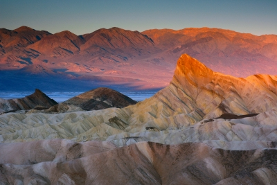 Sunrise At Zabrisjkie Point