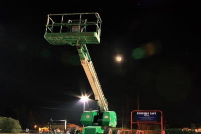 The Lift And The Moon